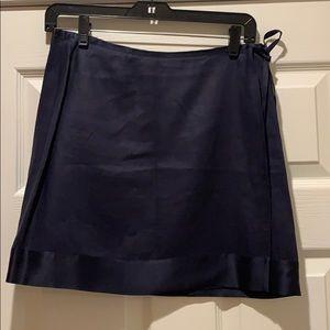 DKNY Jeans Linen Skirt